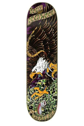 Skateboard Creature Lockwood Beats Of Prey  8,25''