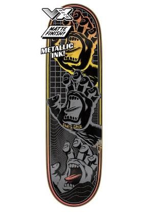 Skateboard Santa Cruz Transend Hands  8,8'' VX Technology