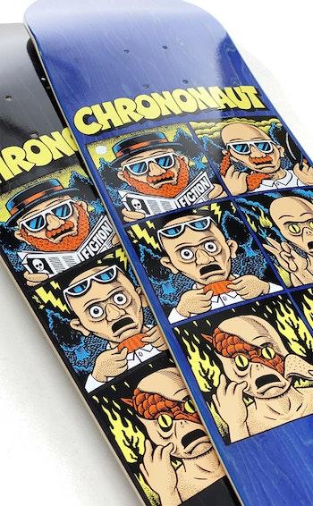 Skateboard Chrononaut ''Fiction''