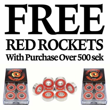 FREE RED ROCKETS PROMO