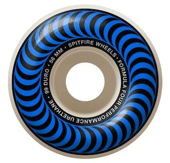Spitfire Wheels Classic Formula Four 56mm 99a