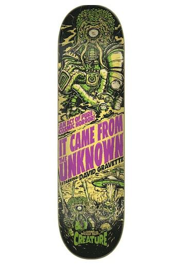 Skateboard Creature Gravette Wicked Tales  8,38''