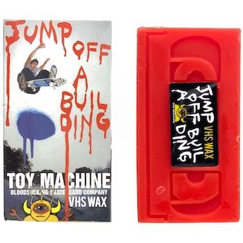 Wax Toy Machine ''Jump off a building''  XL