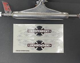 Sticker Independent  Truck Sticker 03