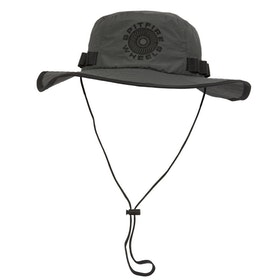 Hat Spitfire  Boonie Hat Classic Swirl Charcoal Black