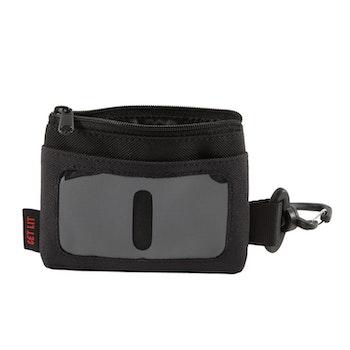 Wallet Spirfire Card Holder Black Red