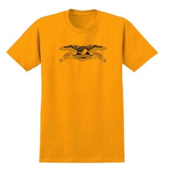 T Shirt Antihero Basic Eagle Gold