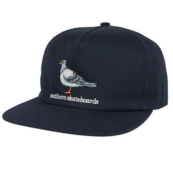 Cap Antihero Lil Pigeon Snapback DK Blue