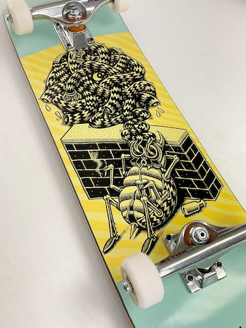 Super Pro Complete Chrononaut ''Relax'' * Independent Forged Hollow trucks