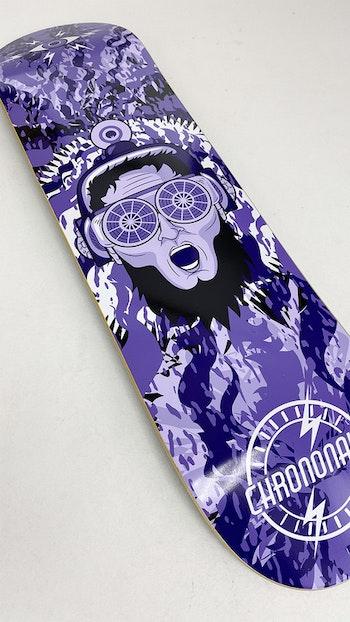 Skateboard Chrononaut ''Keanu'' OG Reissue
