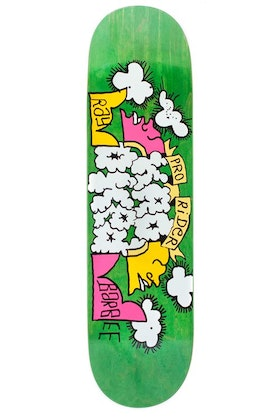 Skateboard Krooked Ray Barbee Clouds 8,25''