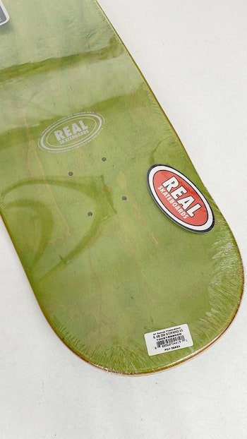 Real Skateboards Zion Intertwined 8,5''