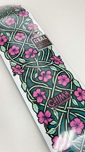 Real Skateboards Chima Intertwined 8,06''