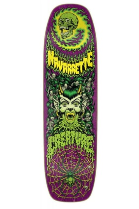 Skateboard Creature Navarette Hell Queen 8,8''