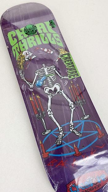 Skateboard Creature Baekkel Cheap Thrills 8,375'' Powerply Technology