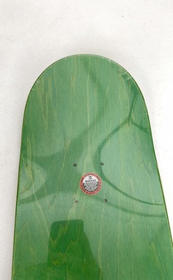 Skateboard Deathwish Death Spray 8.25'' Silver Foil