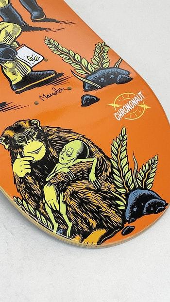 Skateboard Chrononaut ''Evolution''