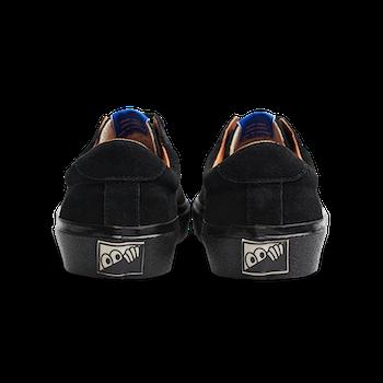 Shoes Last Resort AB VM001 Suede Lo Black Black