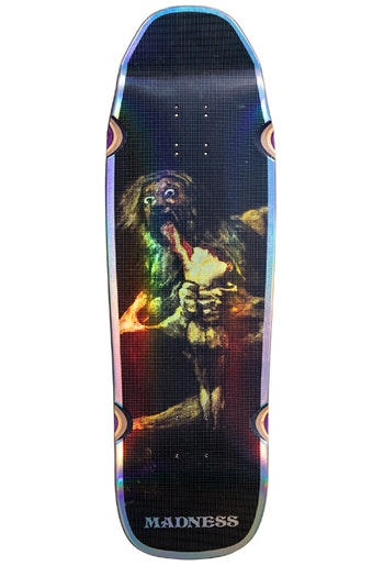 Skateboard Madness Halftone Son R7 Holographic 9,5''