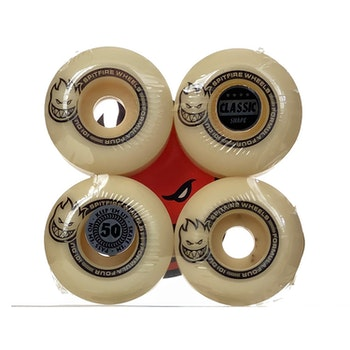 Spitfire Wheels Classic Lil Smokies Formula Four 50mm 101a