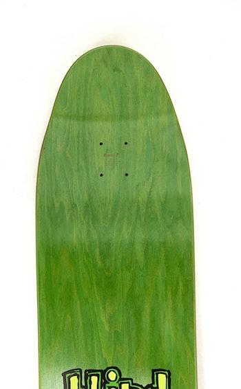 Skateboard Blind Danny Way Nuke Baby screen printed yellow 9,7''