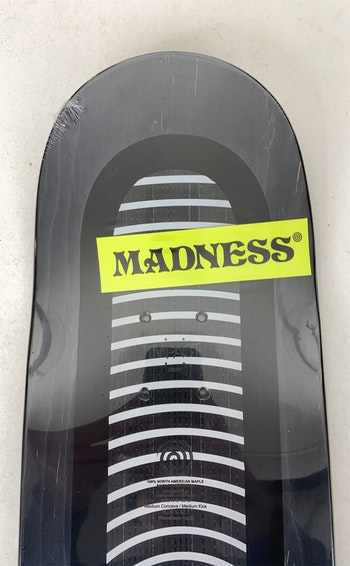 Skateboard Madness Clay Kreiner Tantrum Impact Light Holographic 8.25''