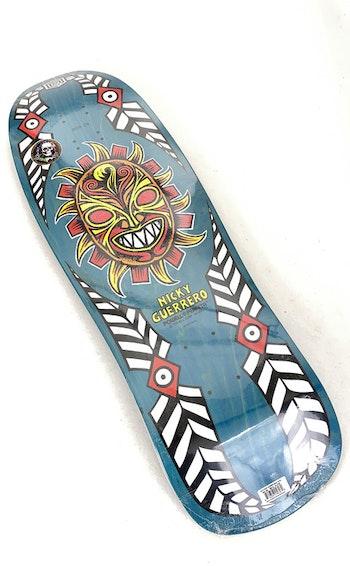 Skateboard Powell Peralta Nicky Guerrero Mask 10'' Blue
