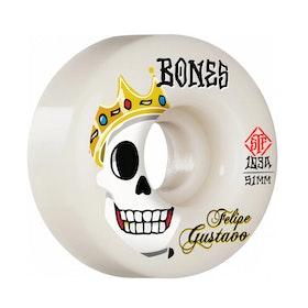 Bones Wheels STF Gustavo Notorious V1 standard 51mm 103A