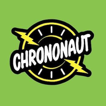 Pro Complete Chrononaut ''Chompy'' * Independent trucks