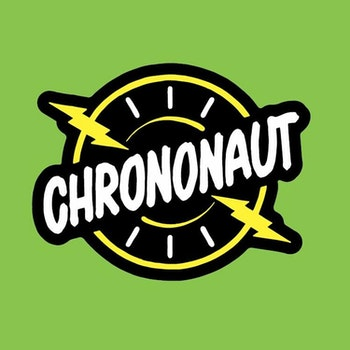 Pro Complete Chrononaut ''Swoopy'' * Independent trucks
