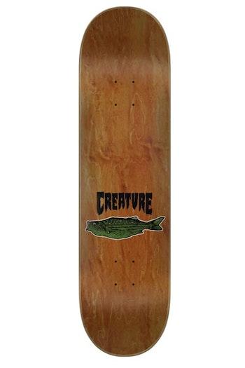 Skateboard Creature Gravette Friends and Steams 8,3''