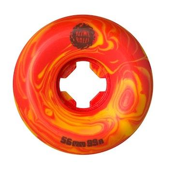 Wheels Slime Balls Jer Fish Burger Speed Balls 56mm 99a