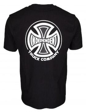 T-Shirt Independent logo Black