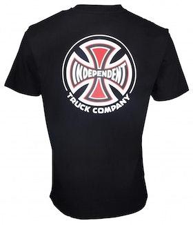 T-Shirt Independent Big Truck Co Black