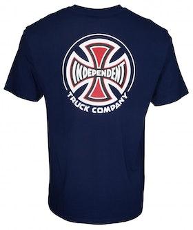 T-Shirt Independent Big Truck Co Dark Navy