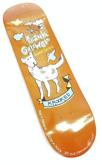 Skateboard Krooked Gerwer Guest Pro 8,25''
