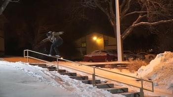 Snowskate Ambition Premium Josh Oakes 8,5''