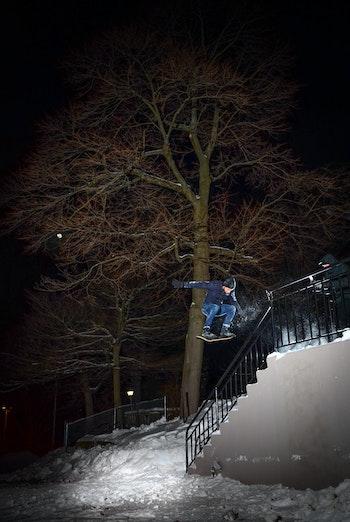 Snowskate Ambition Premium Dave Engerer 8,5''