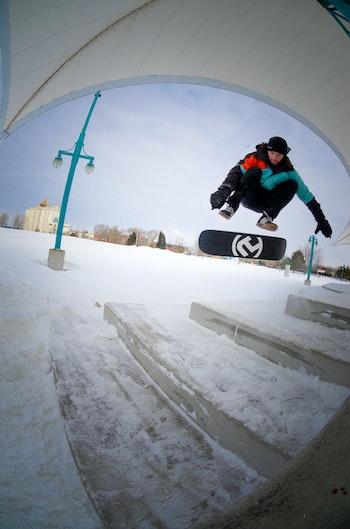 Snowskate Ambition Premium Zack Alworden 8,625''