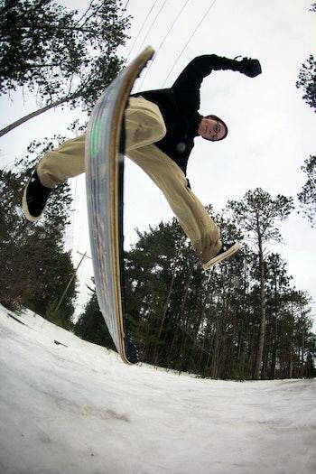 Snowskate Ambition Premium Jeremy Manson 8,625''