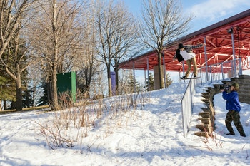 Snowskate Ambition Premium Jensen Fisker 8,75''