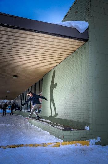 Snowskate Ambition Premium Phil Moreau 9,0''