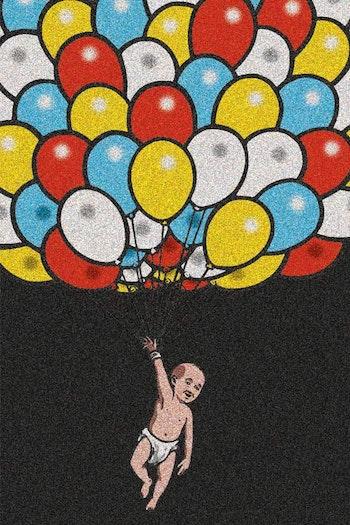 Griptape 101 Balloons heritage print 10'' * 33''