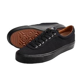Shoes Last Resort AB VM001 CANVAS Lo Black Black