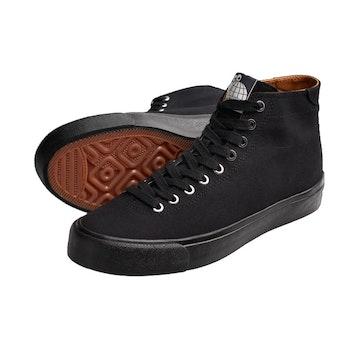 Shoes Last Resort AB VM001 CANVAS Hi Black Black