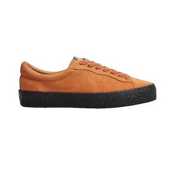 Shoes Last Resort AB VM002 SUEDE Lo Chedder Black