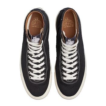 Shoes Last Resort AB VM001 CANVAS Hi Black White