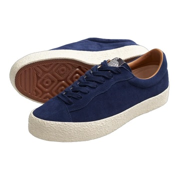 Shoes Last Resort AB VM002 SUEDE Lo Deep Blue White