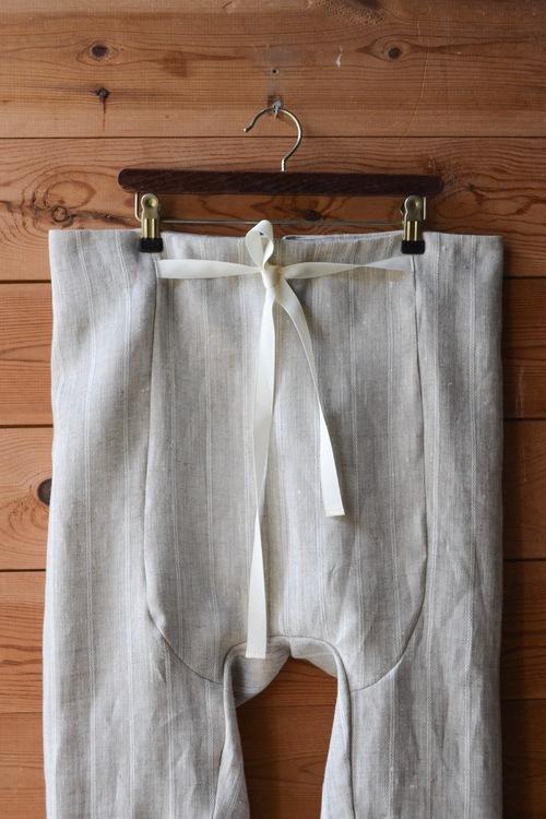 VARIETY PANTS - LINEN
