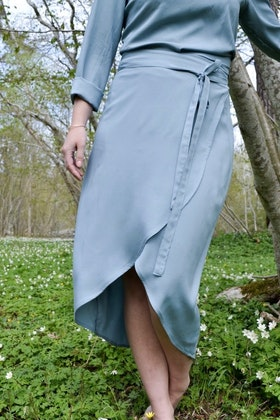 ULTIMATE MEDIUM SKIRT - VINTAGE BLUE